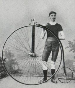 photo de grand-bi prise en 1884